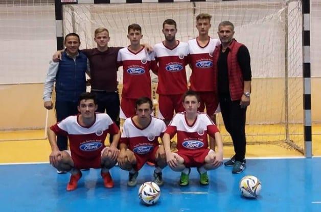 Campionatul Naţional Under 19 de futsal: Șimăndanii, învingători și pe terenul Informaticii