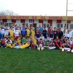 Se știu și ultimele finaliste ale Cupei Satelor Under 13: Șimandul și Secusigiu și-au tăiat partea leului la Horia
