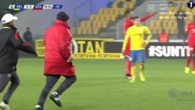 """Photo of Ionuț Popa a sprintat amenințător în direcția lui Janos după ratarea din minutele de prelungire: """"Nu mai vreau să-l văd la echipă, să plece la Ferencváros!"""""""