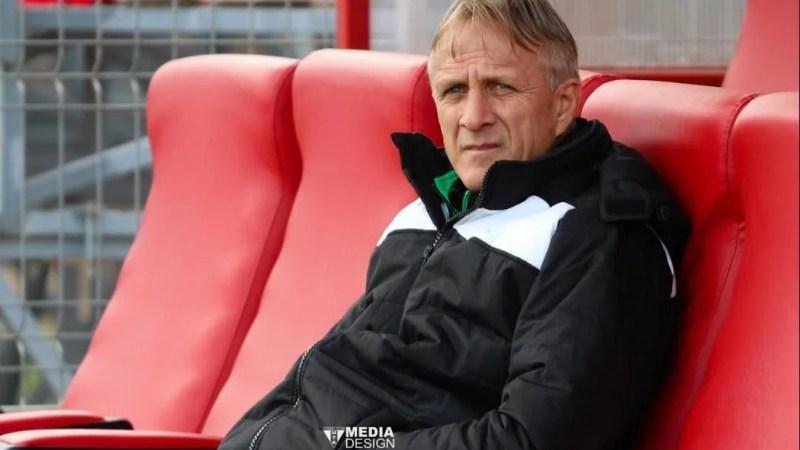 """Chiar și dezavantajată prin înjumătățirea punctelor, Săndoi consideră că UTA va juca din toamnă în Liga 1: """"Lot valoros și omogen, doar să nu apară accidentările…"""""""