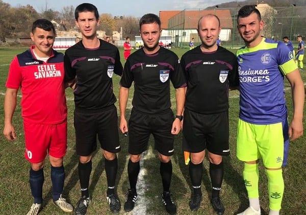 Un prim eșec pe care nimeni nu ar fi pariat: Cetate Săvârșin - Unirea Sântana   3-2