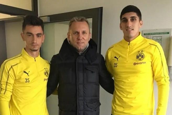 """Stahl – în probe la Borussia Dortmund! Popa: """"Ne rugăm să reușească, banii pe el ar fi o mare gură de oxigen pentru clubul UTA"""""""