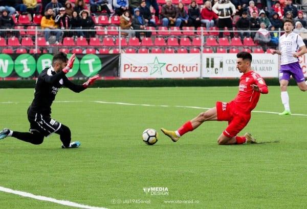 """Stahl - cel mai periculos utist cu FC Argeș: """"Trecem printr-o pasă mai proastă, dar vom termina campionatul fără emoții, cât mai sus posibil"""""""