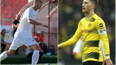 Photo of Stahl a cules aprecieri la Dortmund și a fost încurajat de căpitanul Reus