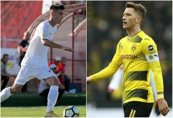 Stahl a cules aprecieri la Dortmund și a fost încurajat de căpitanul Reus