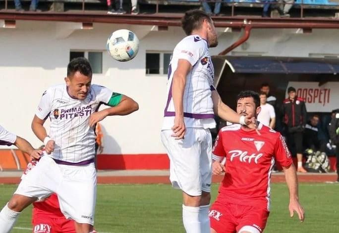 """UTA - FC Argeș, în căutarea zăpezilor de altădată! Pe sec în ultimele două runde, """"roș-albii"""" încearcă să miște din nou clasamentul cu """"linia verde"""""""