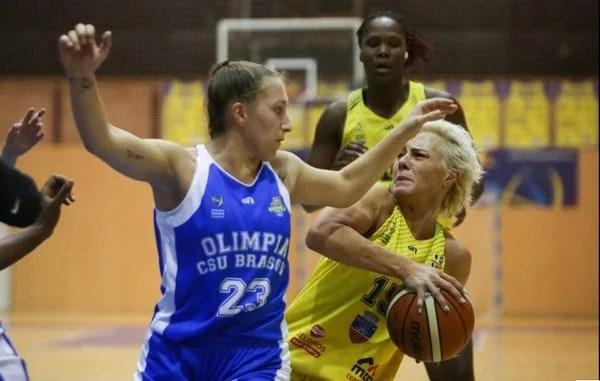 Podiumul se depărtează și mai mult, i-a mâncat pisica limba antrenorului Medved?: FCC ICIM – Olimpia Brașov 72-82