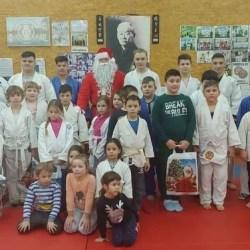 Moșul a fost darnic cu sportivii de la Judo Club Pecica și Panda Team Arad