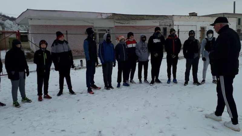 HC Beldiman, pe finalul perioadei de pregătire: Pe 2 februarie se intră în febra meciurilor pe puncte