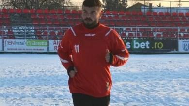 """Photo of Format în Il Calcio, lugojanul Dombrovoschi vrea să facă performanță la UTA: """"Îmi place presiunea, vrem să ne legăm, iar din vară să atacăm promovarea"""""""