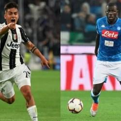 Manchester City şi-l doreşte pe Dybala, Liverpool pe Koulibaly
