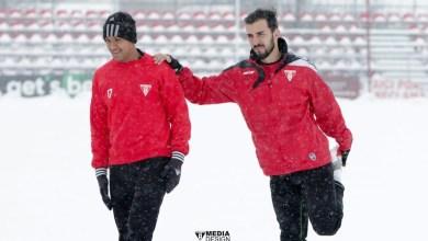"""Photo of Juniorul Moisin a făcut o impresie bună în """"alb-roșu"""", contracte pregătite și pentru Alfaiate și Vera"""
