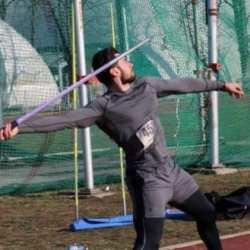 Arădeanul Denis Both e triplu medaliat la naționalele de aruncări lungi