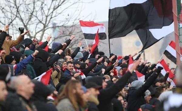 Galeria UTA-ei se deplasează cu autocarul la Timișoara, pentru meciul cu Ripensia