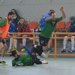 Ultima finalistă a campionatului județean de futsal se decide la Almaș
