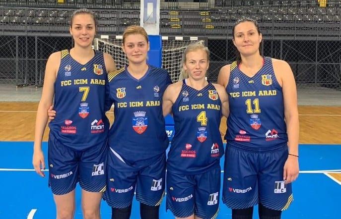 FCC ICIM, cea mai bună echipă la turneul cu numărul zece al Cupei României 3×3!