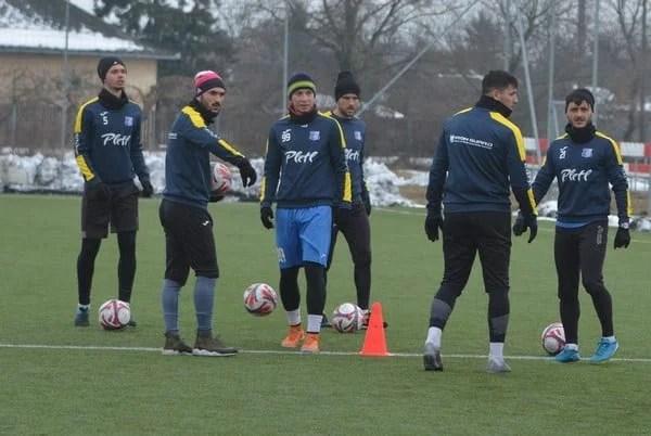 """La Fuzesgyarmat, """"șoimii"""" au pus bazele unui retur ce poate scrie istoria fotbalului lipovan: """"Pregătiți de lupta pentru Liga 2-a!"""""""