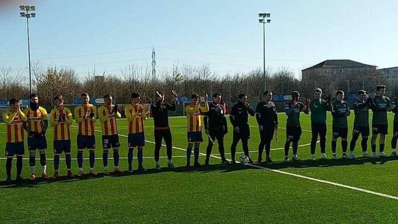 Live-text amical, ora 11: Ripensia Timișoara – UTA 1-0, final