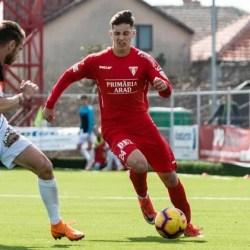 """Specialist în pase decisive, Miculescu a intrat și în pielea marcatorului: """"Aștept demult ziua asta, nici nu știam cum să mă bucur"""""""