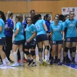 Prezența la turneul semifinal devine certitudine: Crișul Chișineu Criș - CSU Oradea  37-35