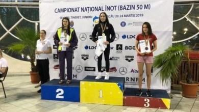 Photo of Andreea Popescu a strălucit în bazinul din Bacău: Junioara CSM-ului – cea mai bună din țară la înot bras
