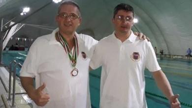 """Photo of Trei """"bronzuri"""" peste graniță pentru înotătorii masters ai CSM-ului"""