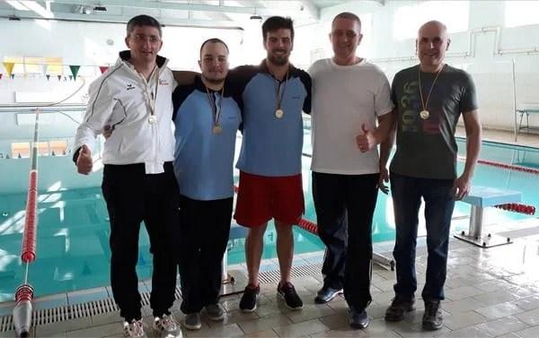 Înnotătorii Masters ai CSM-ului au strălucit la Timișoara
