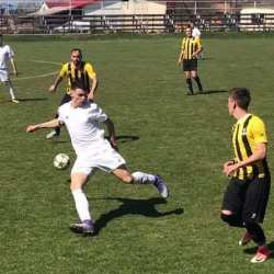 VI-FE face 4 din 4 chiar de ziua lui Crișan, gazdele nu au avut noroc în haine noi: Podgoria Pîncota - Victoria Felnac  0-1