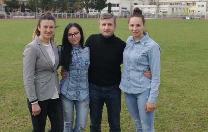 După Sârbovan, AC Piroș Security mai ia trei fotbaliste de la Becicherec chiar înainte de primul meci pe puncte al anului