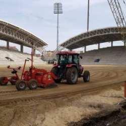"""Cică stadionul Municipal """"Francisc Neumann"""" (cu doi de n!?) e """"sub asediul"""" constructorilor! E primul """"asediu"""" din 2014 încoace"""