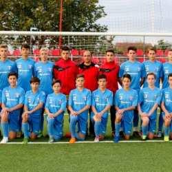 Liga Elitelor Under 15: UTA câștigă la limită în zece oameni, Atletico pierde pe final pe ternul liderului