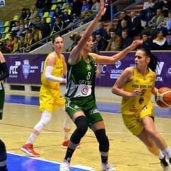 Semifinală încheiată cu un duș (și) mai rece: FCC ICIM Arad - Sepsi Sfântu Gheorghe  46-83