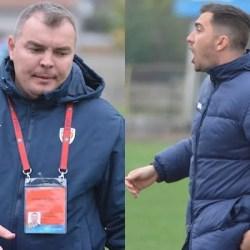 """Cojocaru: """"Remiza, echitabilă doar pentru Lipova, nu și pentru noi"""" v.s Sabău: """"Am jucat modest și de aici și rezultatul"""""""