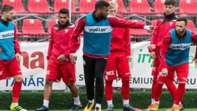 """Photo of El Hasni a fost iertat și se antrenează din nou cu prima echipă: """"Și-a cerut scuze tuturor și s-a comportat ireproșabil la UTA II"""""""