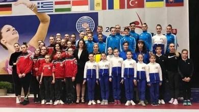 """Photo of Arădenii au strălucit la Openul Slovaciei la gimnastică aerobică, etapă importantă în pregătirea """"europenelor"""" de la Baku"""
