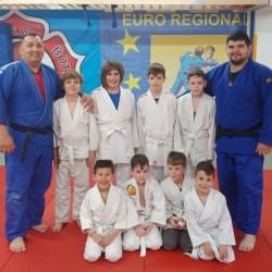 Panda Judo Team Arad produce primele rezultate pe tatami