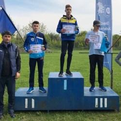 După mai bine de 30 de ani, Bogdan Jurcă duce crosul arădean pe podiumul național școlar