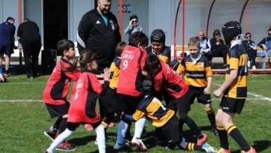 """Photo of Rugby-ul juvenil, la putere pe """"Banatul"""": A fost prima ediție a Cupei Aradului!"""