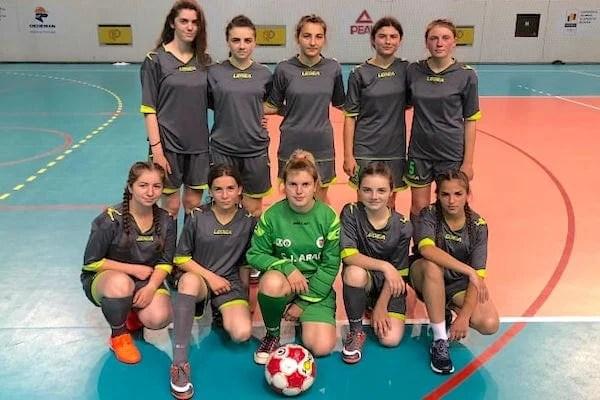 Fotbalistele de la Agrișu Mare au rămas cu experiența și amintirile la finala ONSȘ, Clujul a luat trofeul