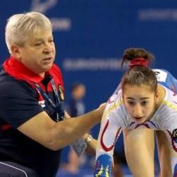 """Încă cinci luni de suspendare pentru Olivia Cîmpian: """"E o gimnastă talentată şi ambiţioasă, muncește pentru a reveni în circuitul competițional"""""""