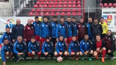 """Photo of Încă o echipă timișoreană a triumfat pe """"Motorul"""", cea de arbitri în cadrul """"Cupei Prieteniei"""""""