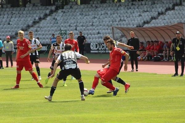 Livetext, ora 14.00: U Cluj – UTA, 3-0 final
