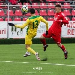 Livetext Liga II-a, ora 16,30: CS Mioveni - UTA 3-0, final