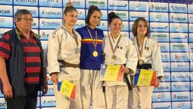 Photo of CSU Aurel Vlaicu în Top 6 la Cupa României la judo seniori: Patricia Petraş – performera delegației arădene