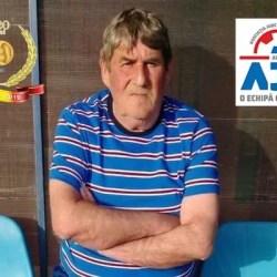"""""""120 de ani de fotbal la Arad"""": Dorin Peii, șlefuitorul de talente din comuna lui Duckadam"""