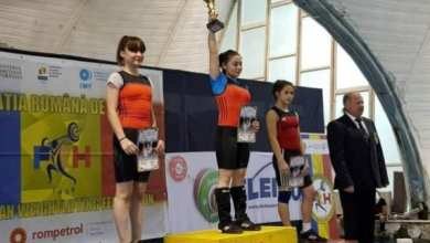 Photo of CSM-ul are patru medaliați la Cupa României de haltere – tineret: Gărgar – performera delegației arădene