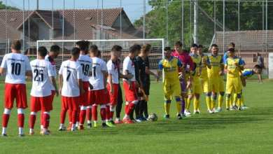 Photo of Peste o colegă de serie în amical: Șoimii Lipova – ACS Ghiroda   2-1