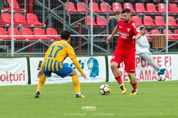 """Manea revine în fotbalul arădean, la o echipă din zona de baștină: """"Familia – pe primul plan, UTA-ei îi doresc să promoveze"""""""