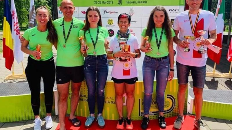 Aradul a strălucit la naționalele de Ultra Atletism: Unterweger și Ghinga sunt campioni naționali, iar surorile Șușcă au luat bronzul!
