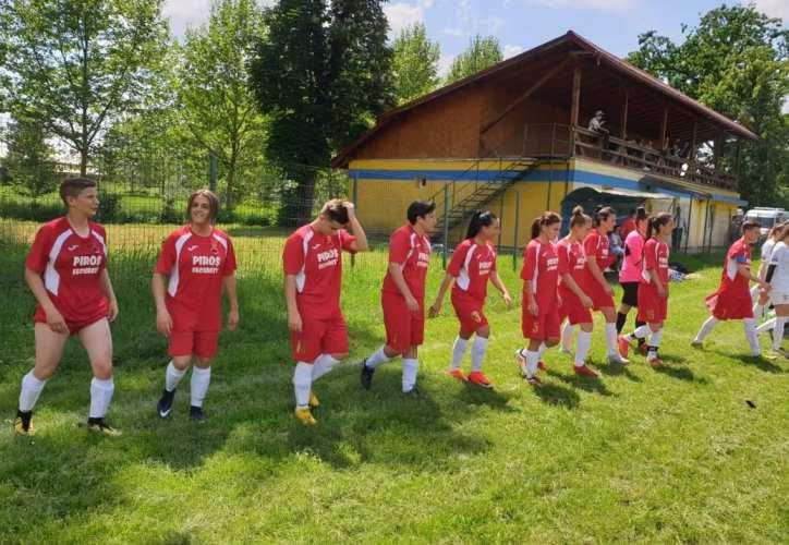 Campioanele s-au respectat și în ultima rundă: Venus Maramureș - AC Piroș Security  0-13